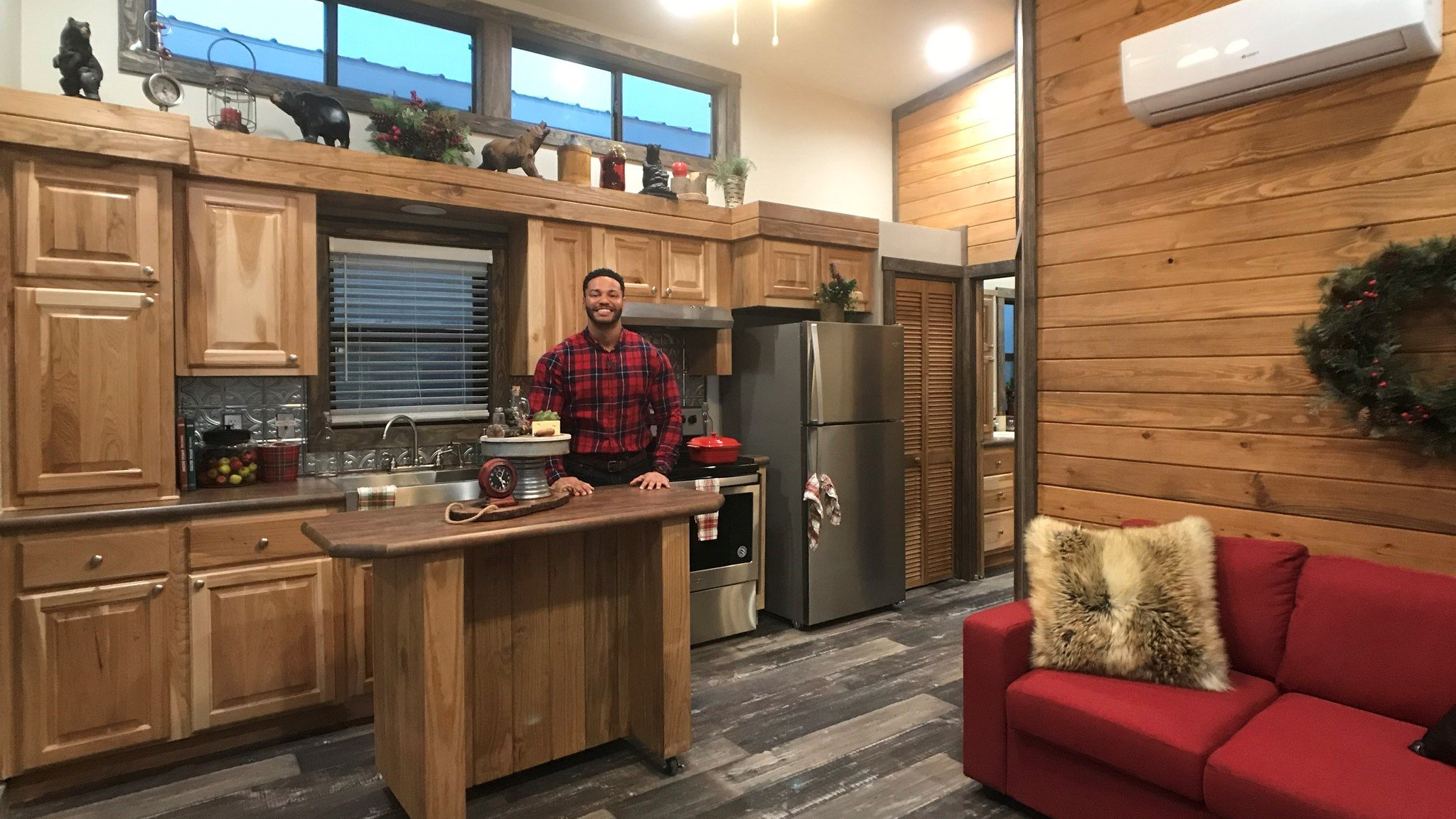 Platinum, Cabin, RRC, tiny home, park model, Cardinal